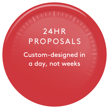 24 Hour Proposals