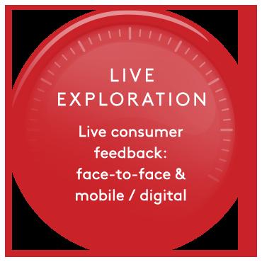 Live Exploration