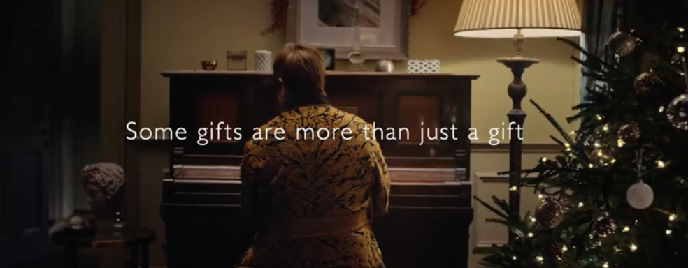 John Lewis' Xmas ad: a gift that gives