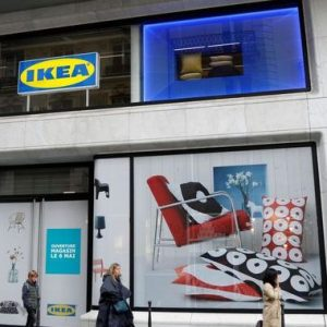 Brand refreshment to drive REACH: Ikea's new city store