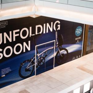 Re-inventing retail: Brompton Bikes