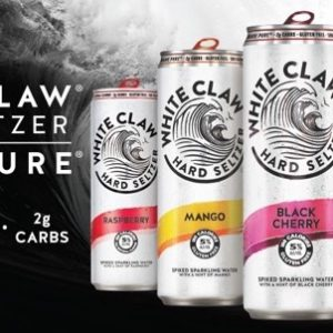 How to create new category like White Claw