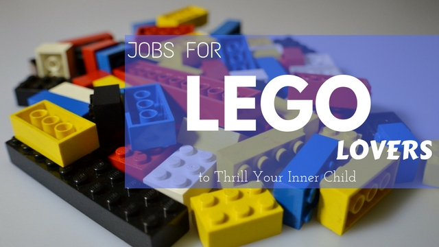 Lego brand values are reflected in the way they recruit people who love to play