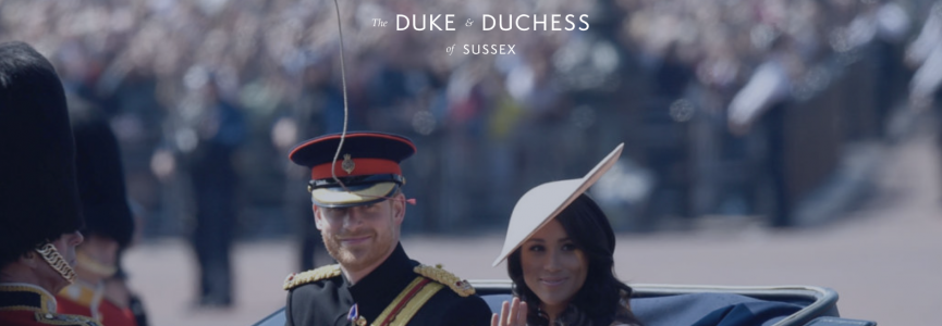A royal rebranding: tips for Harry and Meghan